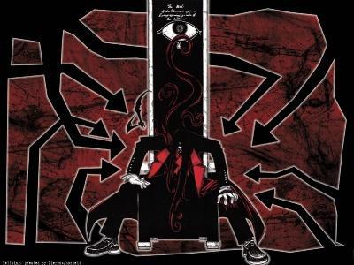 Обои по аниме Hellsing-17