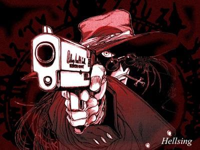 Обои по аниме Hellsing-30