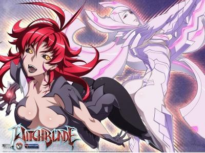 WitchBlade обои-10