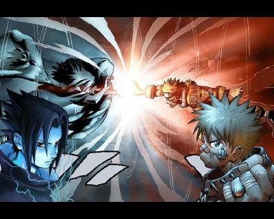 Naruto обои для рабочего стола-35