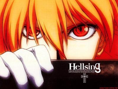Обои по аниме Hellsing-11