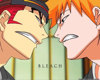 Bleach обои-67