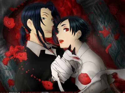 Blood+ обои-6