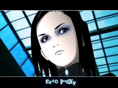 Ergo Proxy обои-1