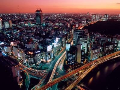 Японский пейзаж-19