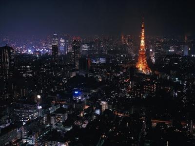 Японский пейзаж-4