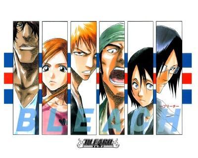 Bleach обои-5