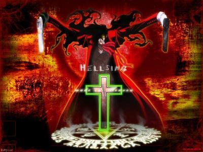 Обои по аниме Hellsing-15