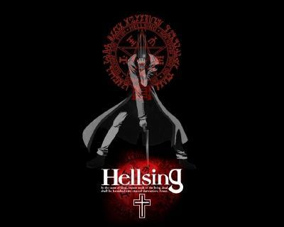 Обои по аниме Hellsing-32