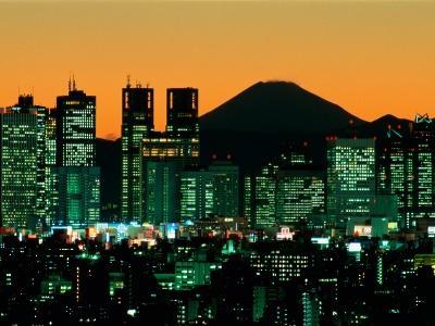 Японский пейзаж-39