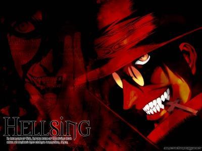 Обои по аниме Hellsing-20
