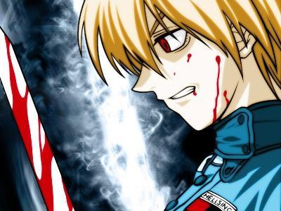 Обои по аниме Hellsing-35
