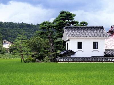Японский пейзаж-42
