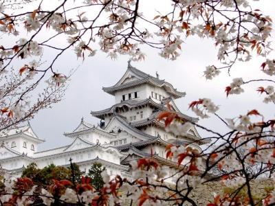 Японский пейзаж-33