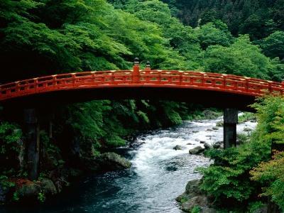 Японский пейзаж-43