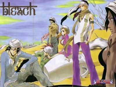 Bleach обои-28