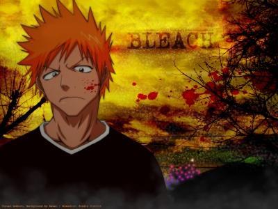 Bleach обои-12