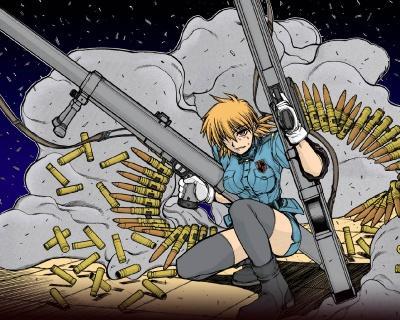 Обои по аниме Hellsing-27