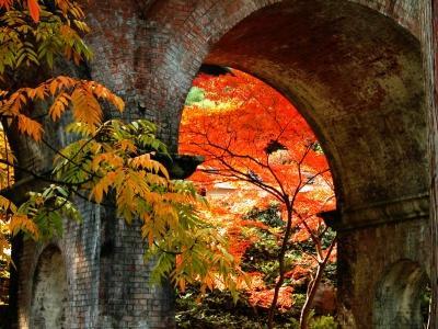 Японский пейзаж-16