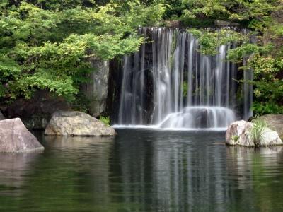 Японский пейзаж-54