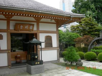 Японский пейзаж-31