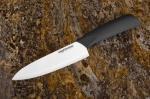 кухонный Шеф керамический нож (в коробке) Samura Eco-Ceramic SC-0082