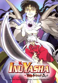 Аниме inuyasha the final act