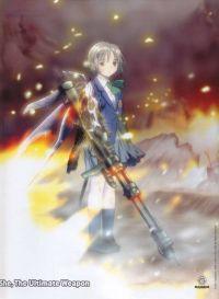Моя девушка - совершенное оружие (Saikano)