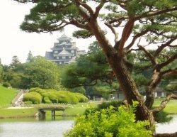 Японский сад Коракуэн  (photo: Joshua Williams)