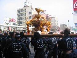 Японский фестиваль  (фото Joshua Williams)