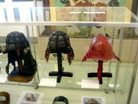 японское доспехи - японские шлемы