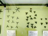 японское оружие - японские сюрикены