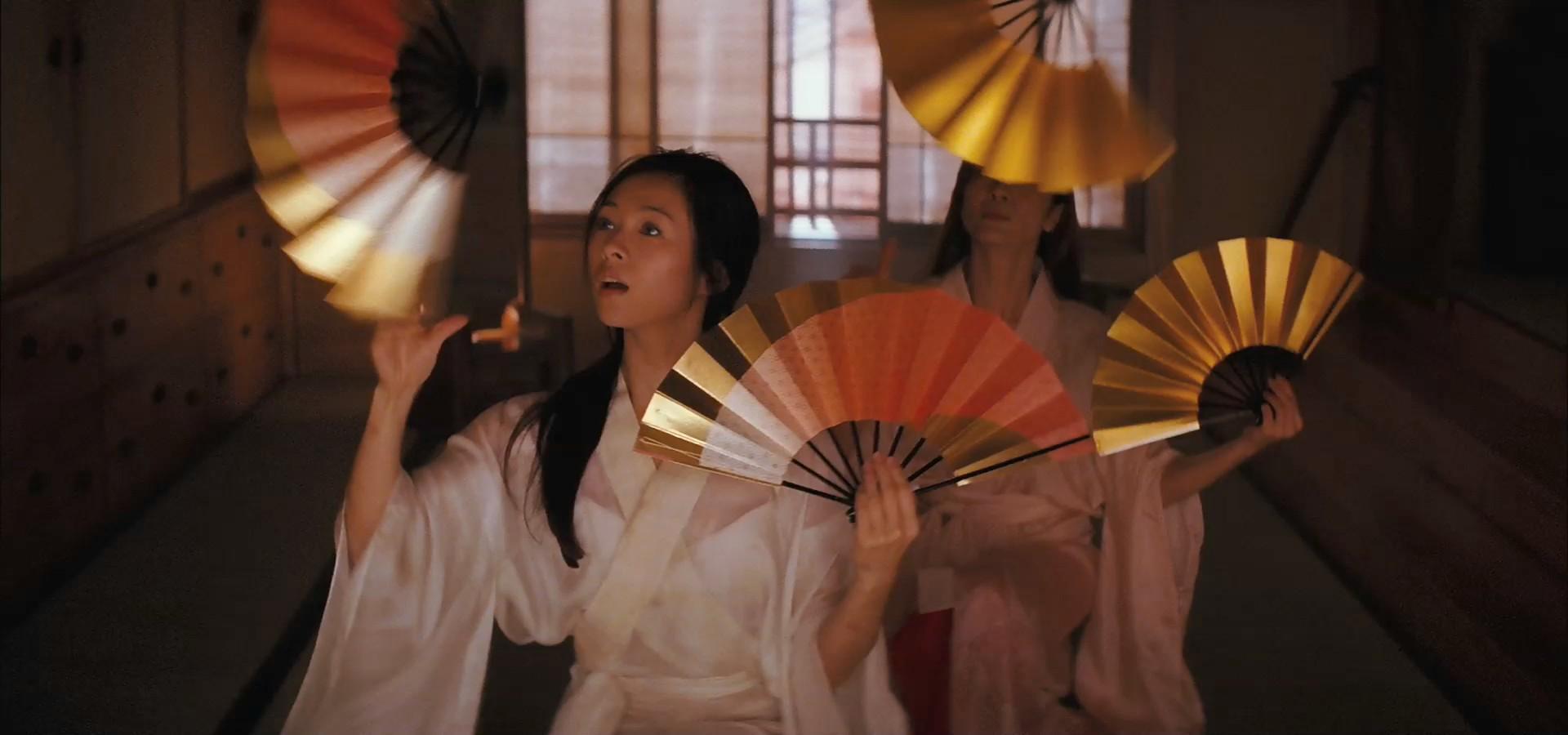 Танцующие гейши