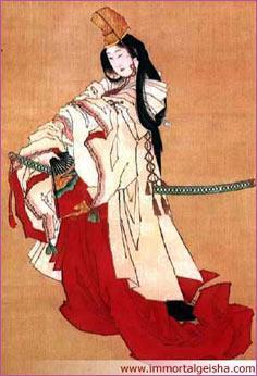 Shirabyoshi (сирабёси)