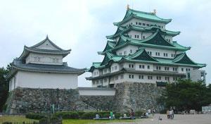 Замок в Нагоя