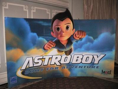 аниме Astro Boy