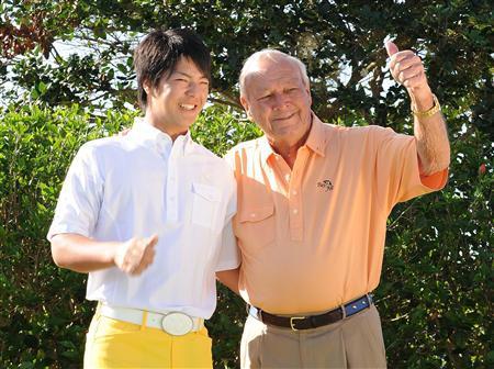Японский гольфист Рюи Исикава (Ryo Ishikawa)